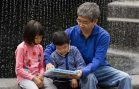 """Family Reading Deemed """"Fundamental"""" to Happiness"""