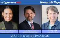 Water Conservation | Nonprofit Report