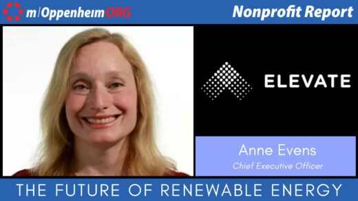 Poster with Anne Evens