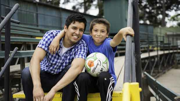 Big-Borther-with-Little-Brother-Soccer
