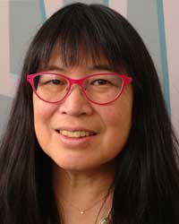 """""""Sharon Lee, Executive Director of Low Income Housing Institute"""" Photo courtesy of Low Income Housing Institute."""