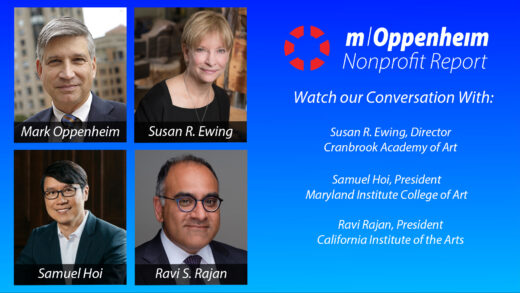 Poster with Susan Ewing, Samuel Hoi and Ravi Rajan