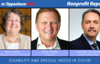 Disability and Special Needs in COVID | Nonprofit Report