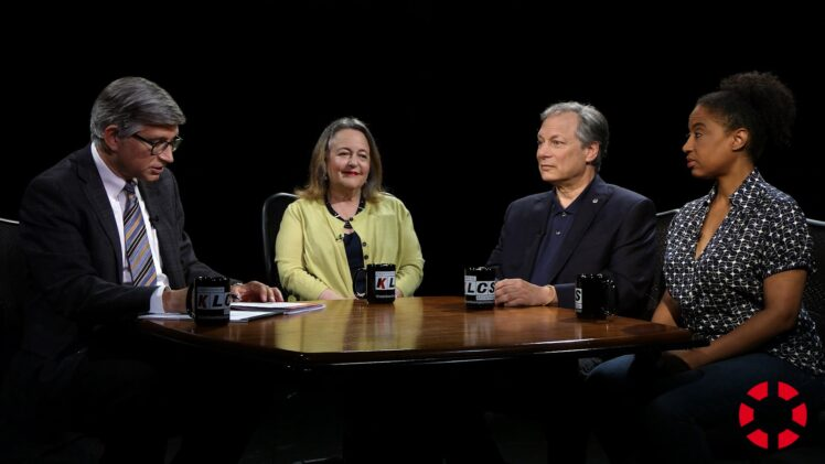 INSIGHT – The Shakespeare Center of Los Angeles – Ben Donenberg, Wendy Garen and Chris Anthony